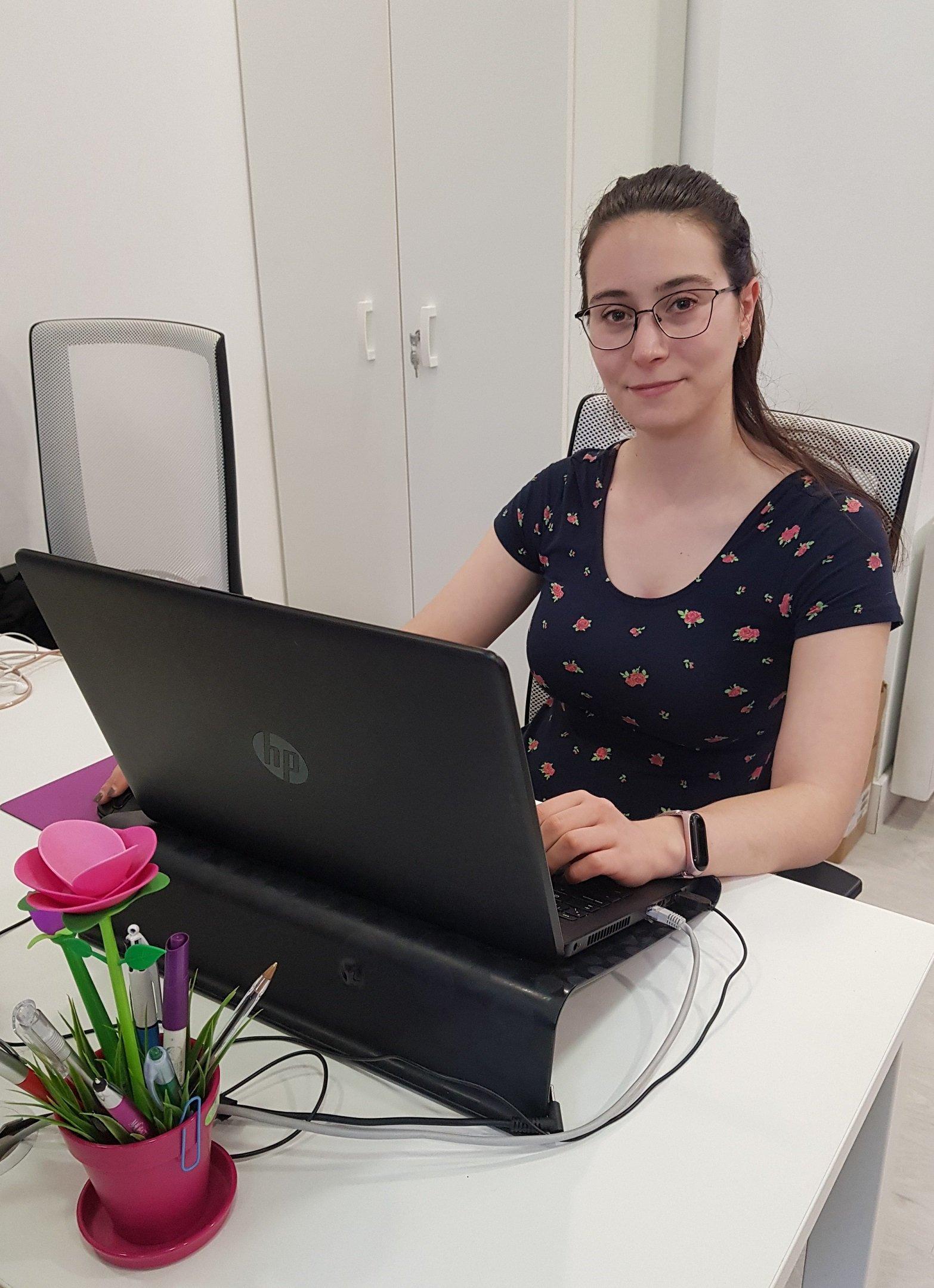 Yasmina Del Campo González
